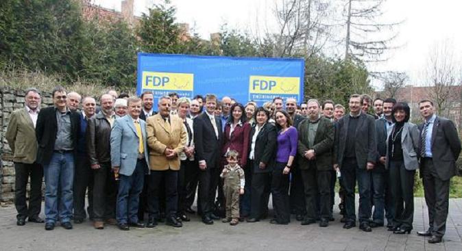 FDP-Kandidaten zur Kommunalwahl