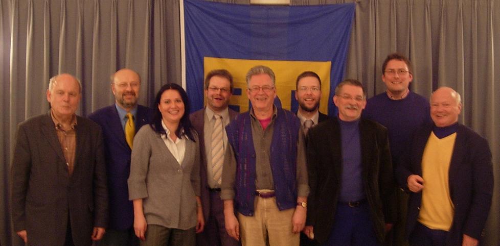 Das FDP-Spitzenteam für die Kommunalwahl
