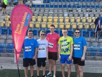 Unser Laufteam 2017