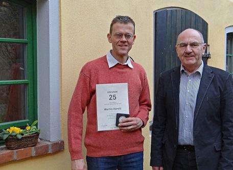 Martin Herold und Dr. D. Möller
