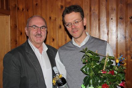 Dr. Möller und Martin Herold