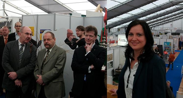 Dr. Möller, Chr. Wieduwilt, U. Barth & Y. Probandt
