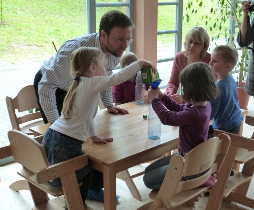 Thomas Nitzsche: Kindern Zeit schenken