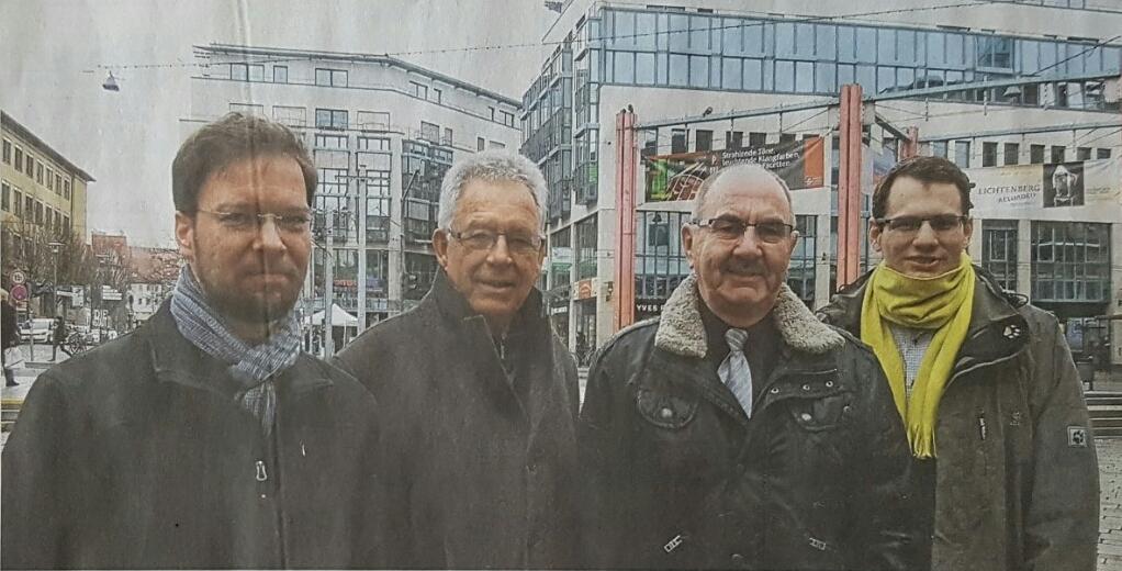 Die FDP Repräsentanten