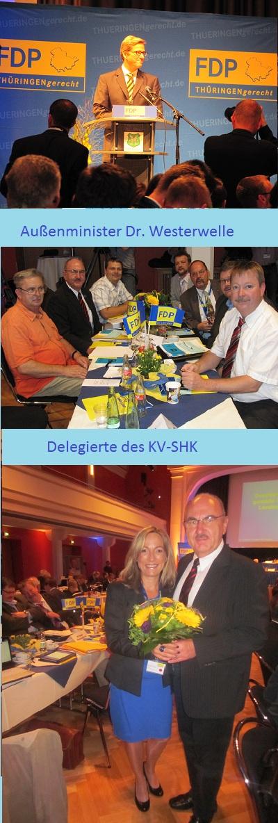Heike von Sternfeld und Dr. Dietmar Möller