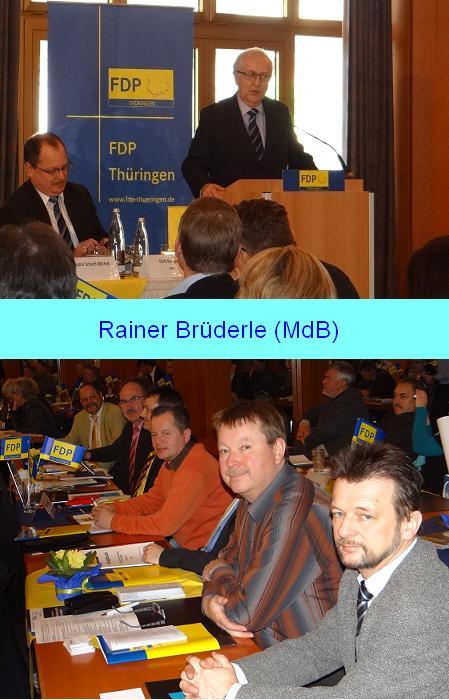 Delegierten der FDP im SHK