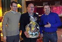 P. Frisch, Dr. D. Möller und H. Joseph