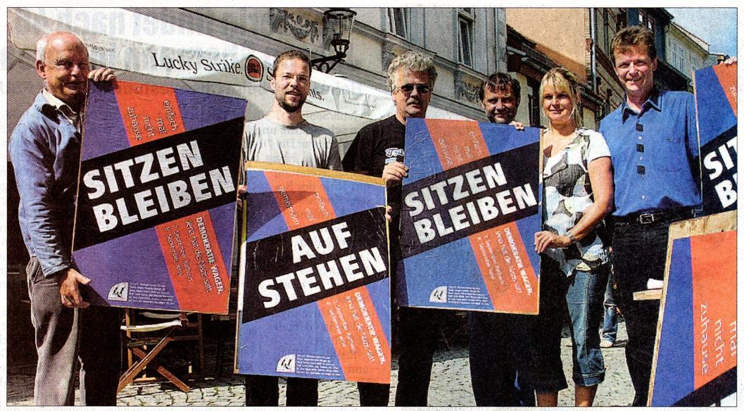 Ostthüringer Tageszeitung vom 23.08.2007