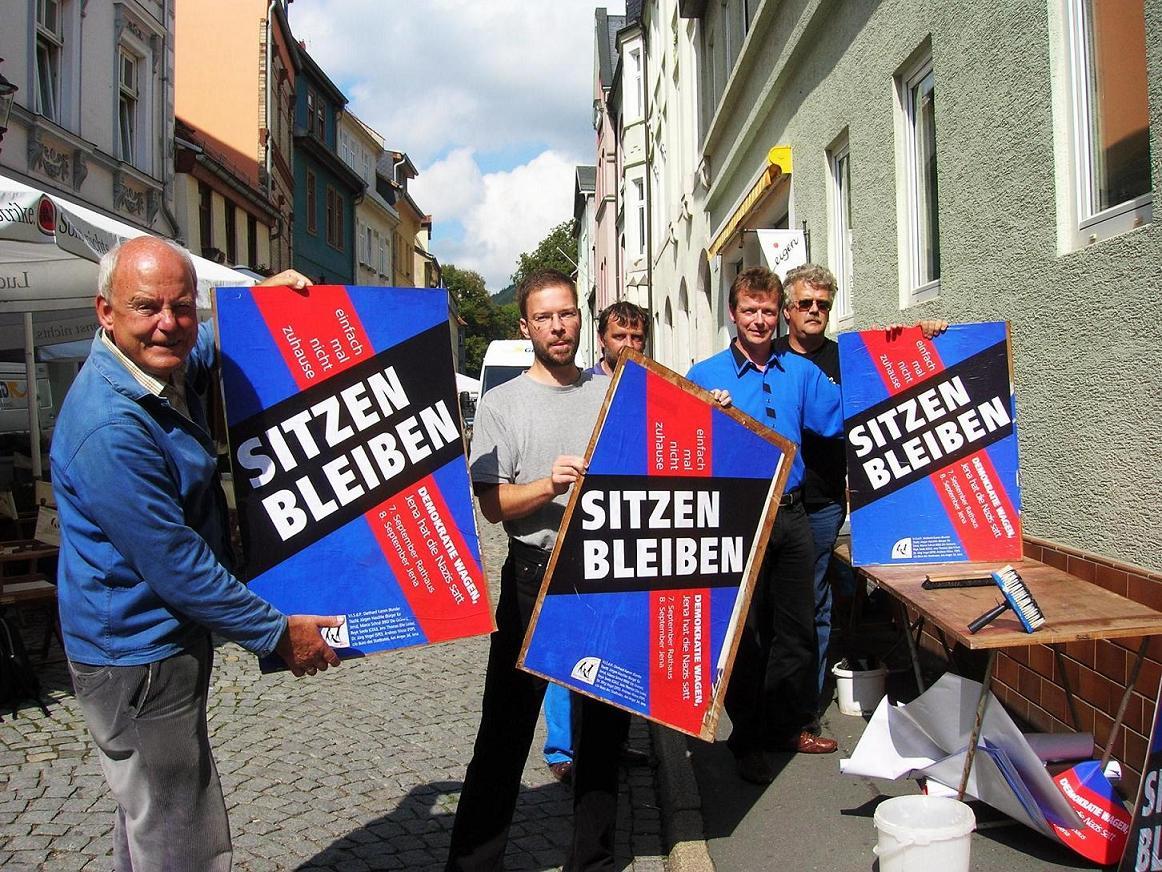 Thüringer Landeszeitung vom 23.08.07