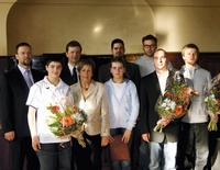 Preisträger des Grete-Unrein-Preises 2008