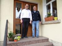 Dr. Möller und Siegfried Herold