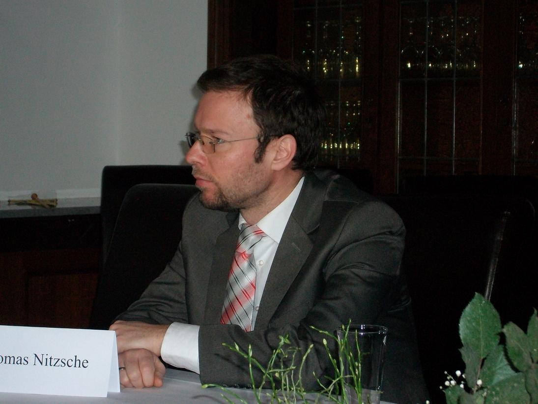 Thomas Nitzsche, Vors. des SA
