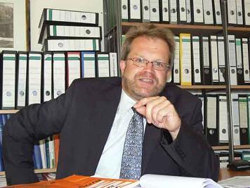 FDP Fraktionschef Andreas Wiese