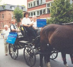 FDP zu Pferd
