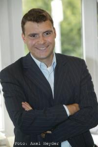 Generalsekretär Patrick Kurth