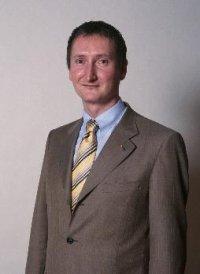 Der Chef der FDP Altenburg Karsten Schalla