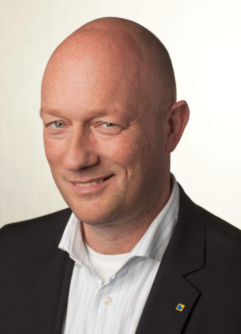 Wirtschaftspolitiker Thomas L. Kemmerich, MdL