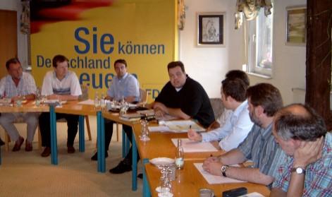 FDP-Klausurtagung
