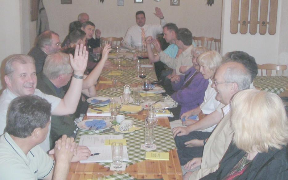 Mitgliederversammlung im Ilmkreis