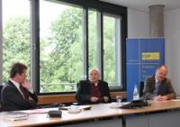 Prof. Knigge zu Gast in der FDP-Fraktion
