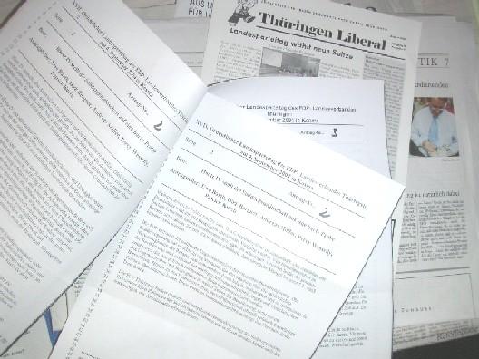 Grundsatzpapiere