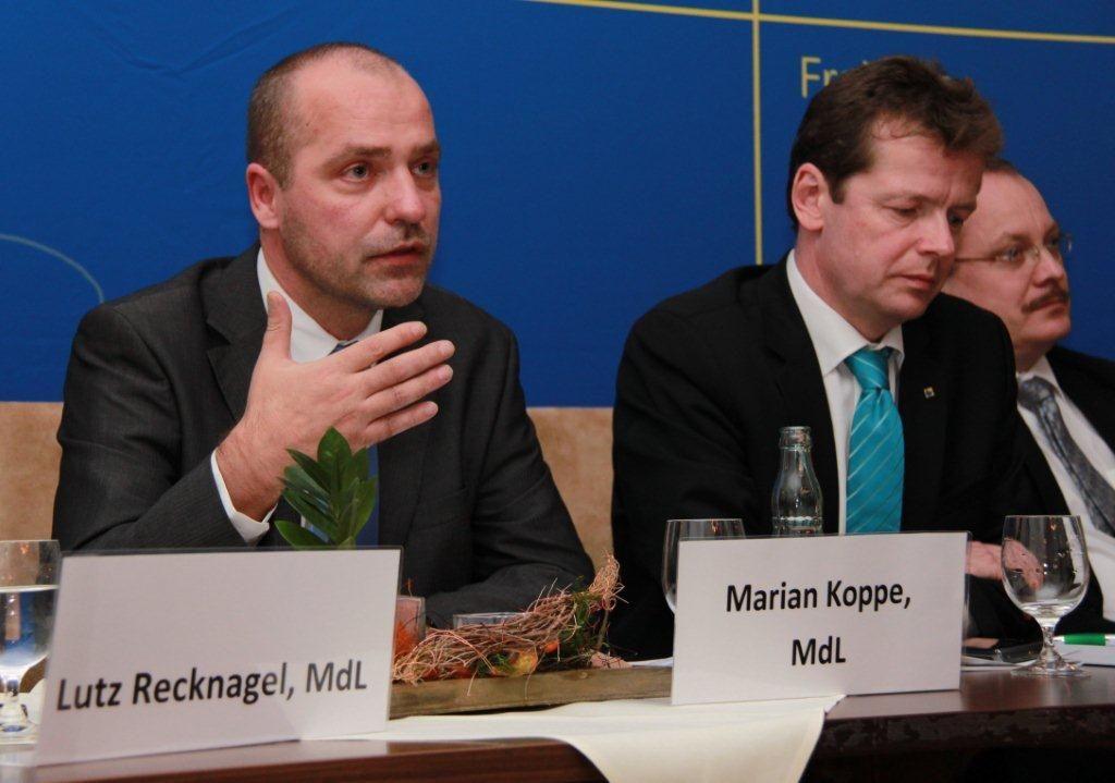 Öffentliche Fraktionssitzung in Altenburg