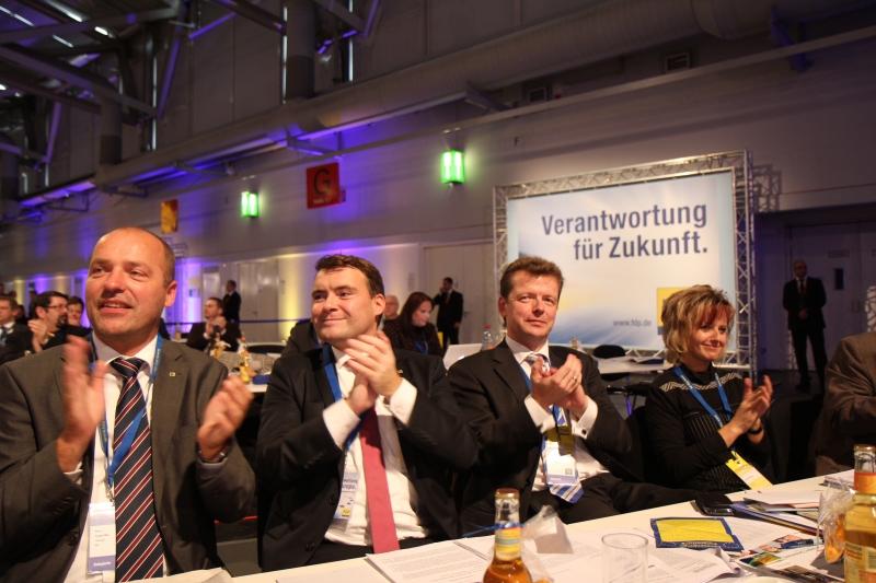 Außerordentlicher Bundesparteitag 2011 in Frankfurt am Main