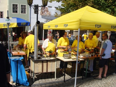 20. Detscherfest in Saalfeld