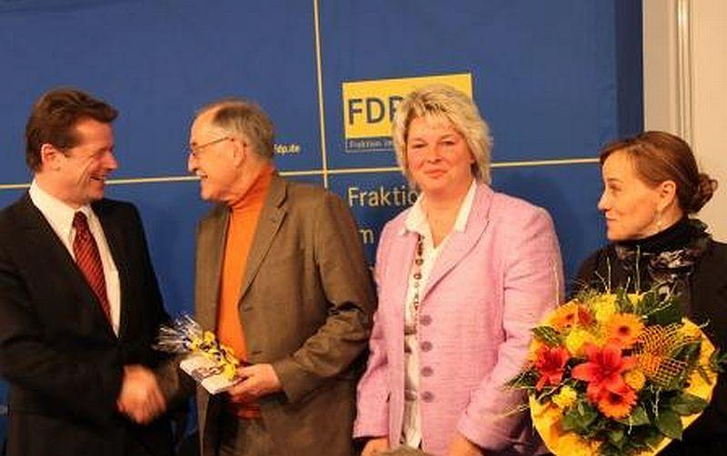 Öffentliche Fraktionssitzung der FDP