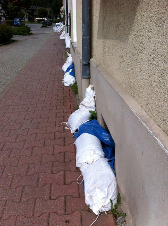Hochwasserhilfe der FDP-Fraktion