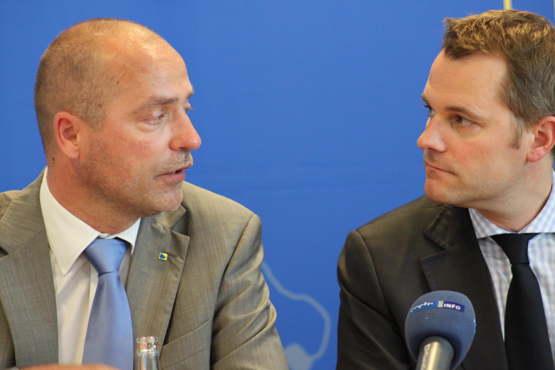 FDP-Fraktionsvorsitzendenkonferenz tagt in Erfurt