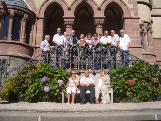 FDP Königsee zu Besuch in Königswinter