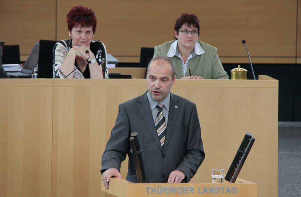 FDP Sozialexperte Marian Koppe