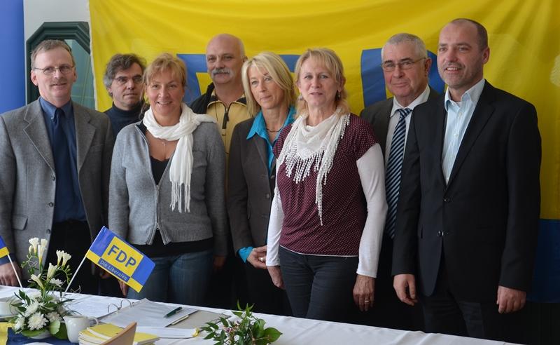 Kreismitgliederversammlung 2013