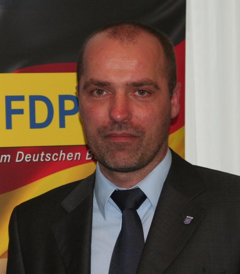FDP-Gesundheitspolitiker Marian Koppe