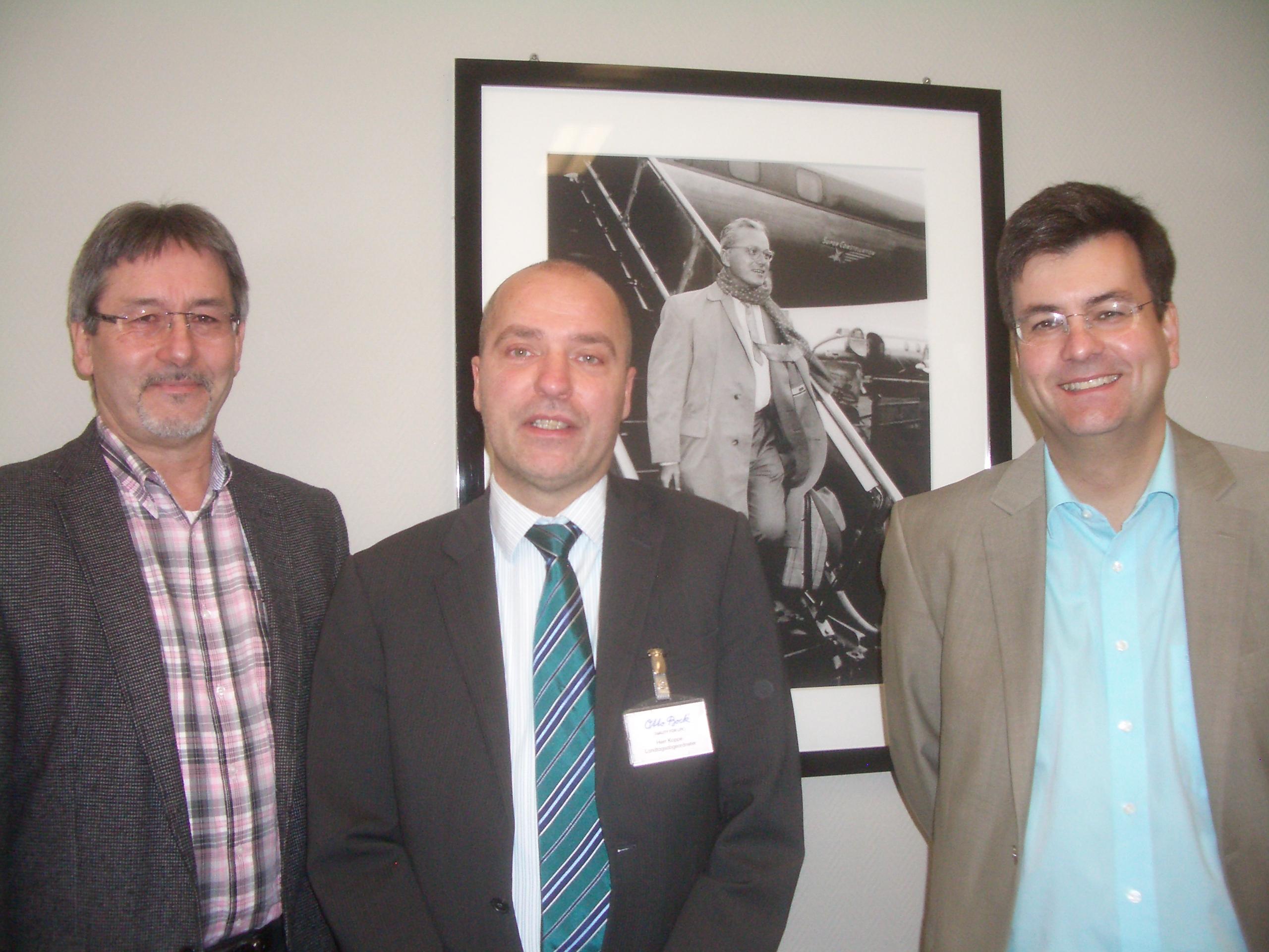 Besuch der Firma Otto Bock HealthCare GmbH Königsee