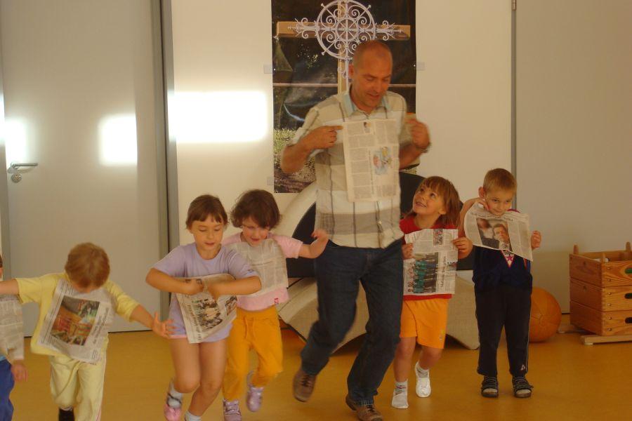 Praktikum bei den Jüngsten in der integrativen Kindertagesstätte