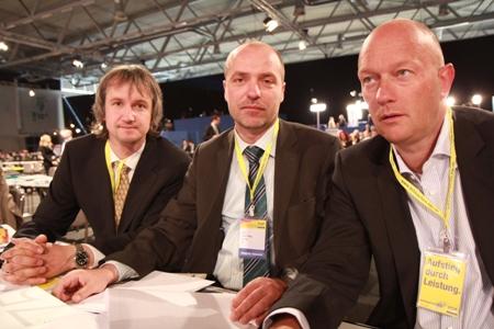 Bundesparteitag in Köln