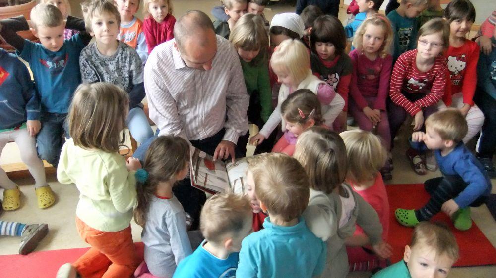 Vorlesetag in Rudolstadt