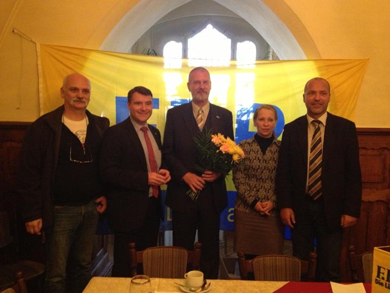 Wahlkreismitgliederversammlung in Pößneck