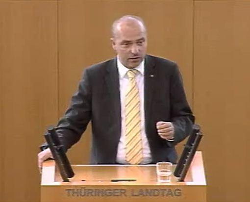 Sozialpolitischer Sprecher Marian Koppe, MdL