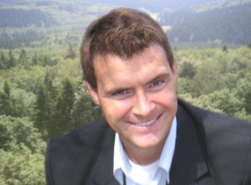 FDP-Bundestagsspitzenkandidat Patrick Kurth