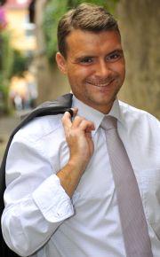 Thüringens FDP-Generalsekretär Patrick Kurth, MdB