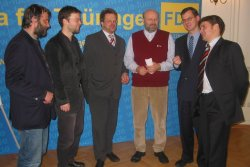 Neuer Vorstand in Jena gewählt