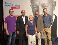 FDP Kampagnenvorstellung