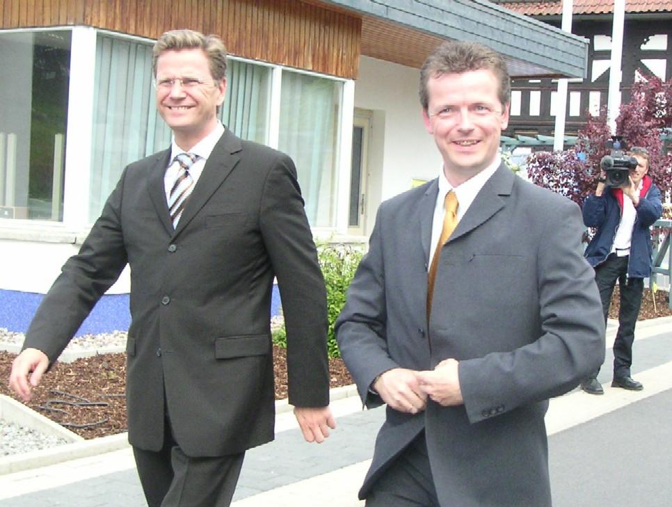 Bereit für den erfolgreichen Wahlkampf wie 2005