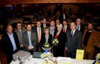 Der neue Landesvorstand der FDP Thüringen