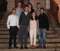Der neue Vorstand der JuLis Thüringen