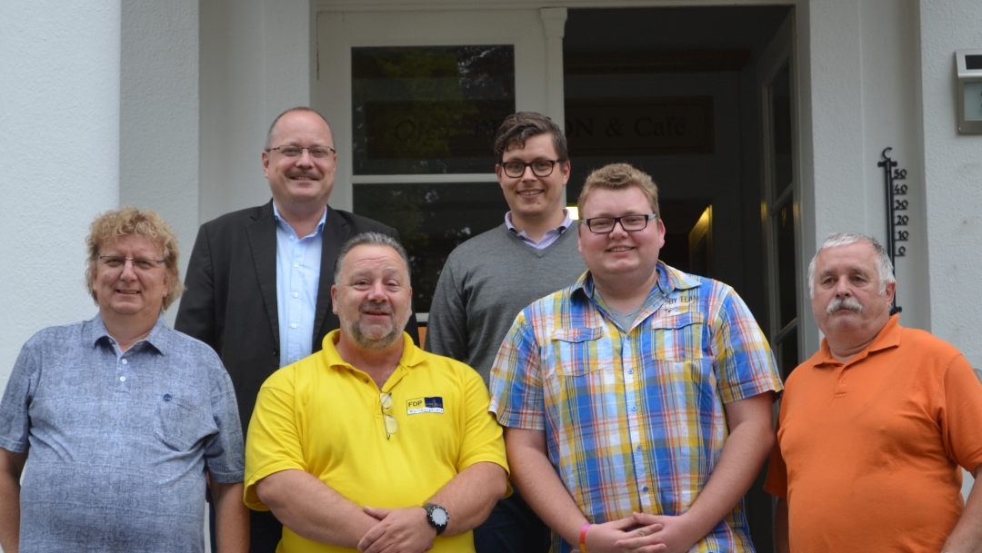 FDP-Kandidaten für die Landtagswahl