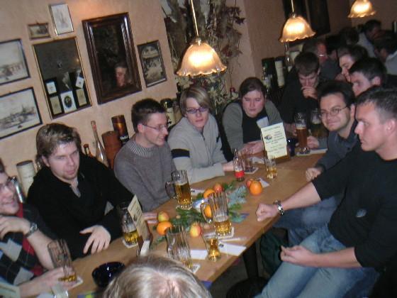 Großes Interesse zum ersten Treffen der LHG Erfurt